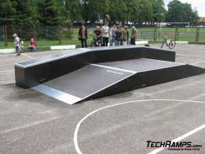 Skatepark w Złotowie - 8