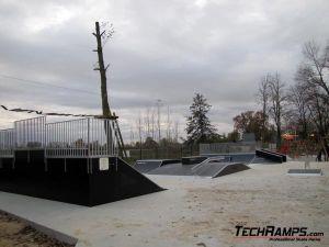 Skatepark w Żmigrodzie - 10