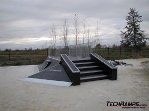 Skatepark w Żmigrodzie - 3