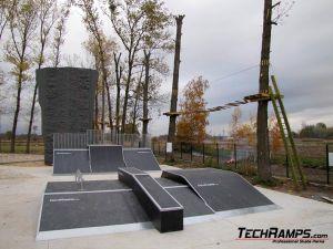 Skatepark w Żmigrodzie - 4