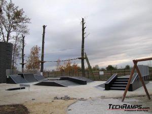 Skatepark w Żmigrodzie - 7