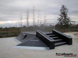 Skatepark w Żmigrodzie - 8