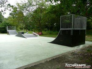 Skatepark w Zuii - 1