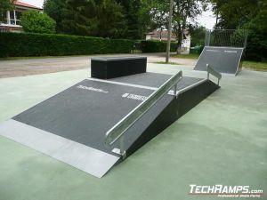 Skatepark w Zuii - 2