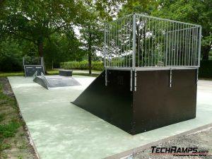Skatepark w Zuii - 3