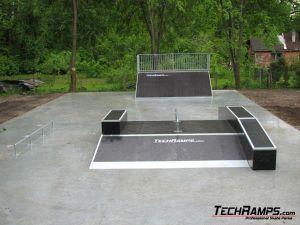 Skatepark w Zwierzyńcu - 2