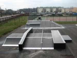 Skatepark w Żyrardowie - 1