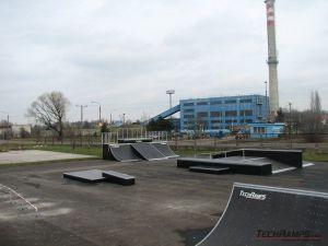 Skatepark w Żyrardowie - 10