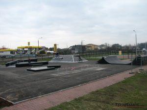 Skatepark w Żyrardowie - 2