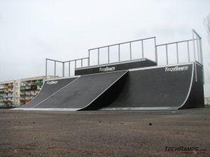 Skatepark w Żyrardowie - 3