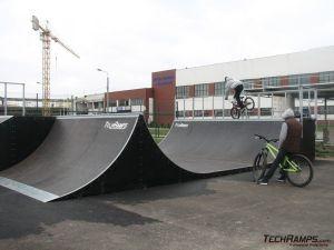 Skatepark w Żyrardowie - 8
