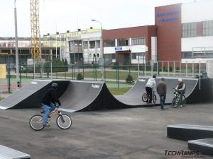 Skatepark w Żyrardowie - 9