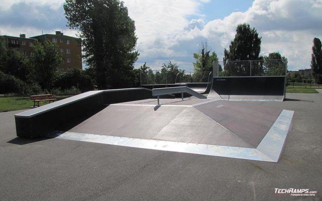 Skatepark Wągrowiec
