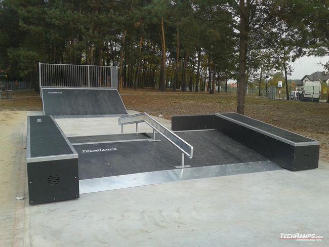 Skatepark Warszawa