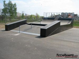 Skatepark Warszawa-Białołęka - 3