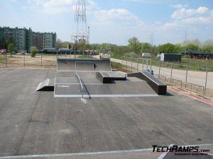 Skatepark Warszawa-Białołęka - 5