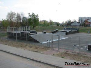 Skatepark Warszawa-Białołęka - 6