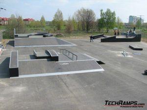 Skatepark Warszawa-Białołęka - 7