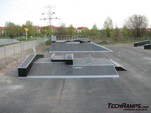 Skatepark Warszawa-Białołęka - 8