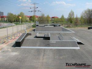 Skatepark Warszawa-Białołęka - 9