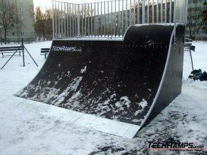 Skatepark Warszawa-Targówek - 1