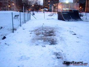 Skatepark Warszawa-Targówek - 5