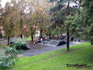 Skatepark we Lwowie - Ukraina - 5