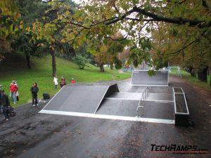 Skatepark we Lwowie - Ukraina - 7
