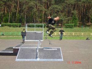 Skatepark we Włocławku 2