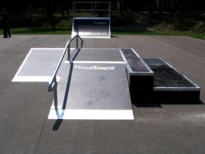 Skatepark we Włocławku 5