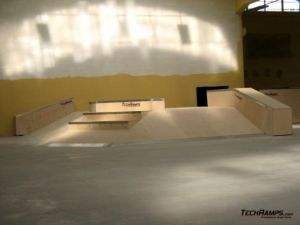 Skatepark we Wrocławiu 10
