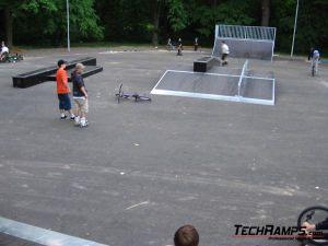Skatepark Winnice - 2
