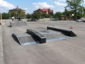 Skatepark Włoszczowa - 6