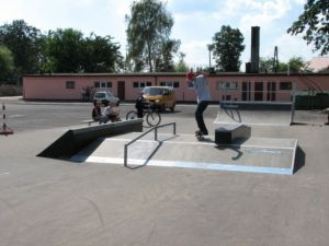 Skatepark Włoszczowa - 8