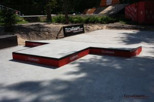 Skatepark Woodcamp 2010, Przysucha - 13