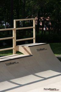 Skatepark Woodcamp 2010, Przysucha - 2
