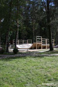 Skatepark Woodcamp 2010, Przysucha - 4
