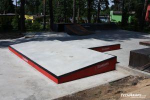Skatepark Woodcamp 2010, Przysucha - 7