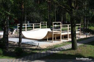 Skatepark Woodcamp 2010, Przysucha - 8