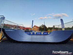Skatepark Wymysłowo  - Hamak Tur