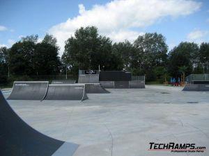 Skatepark Wyspa Poznań - 28