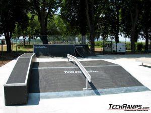 Skateprk - Jawor - funbox - 7
