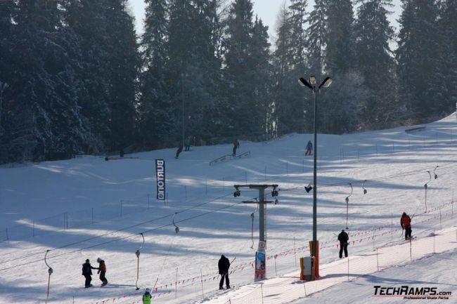 Snowpark Burton 2012 - Bialka