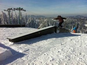 Snowpark Juliany 2012 - 2