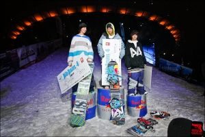 SnowPark Katowice - JiB Jam 4 Spodek