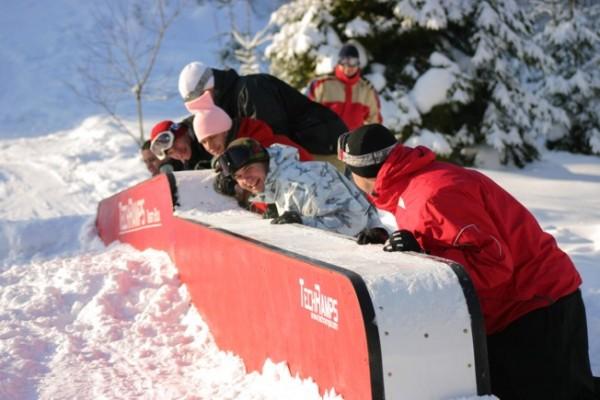 Snowpark Koninki