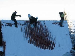 Snowpark Koninki - 2