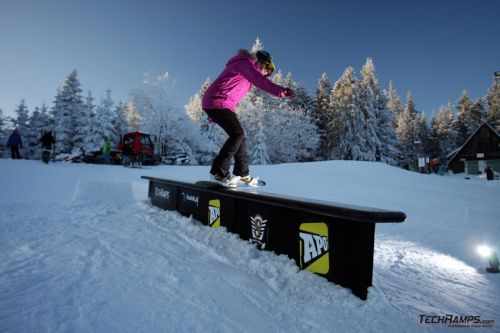 Snowpark Koninki 2013