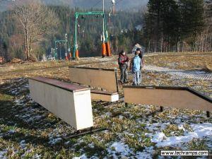 Snowpark Korbielów 2005 - 5