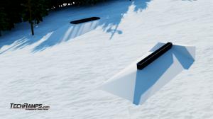 Snowpark Szczecin - wizualizacja 1